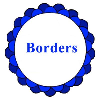 Borders and Blanks