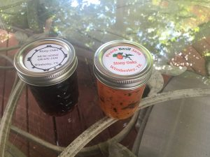 Canning labels from A Lotta Labels